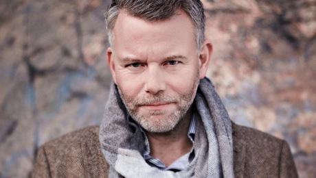 Ο Σουηδός συγγραφέας Arne Dahl στην Ελλάδα