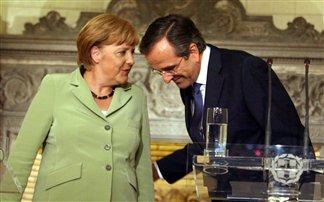 Επίσκεψη Μέρκελ – γερμανικά ΜΜΕ
