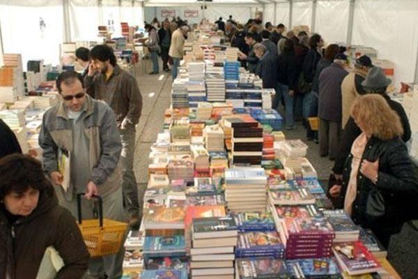 Το πρώτο παζάρι βιβλίου της Θεσσαλονίκης