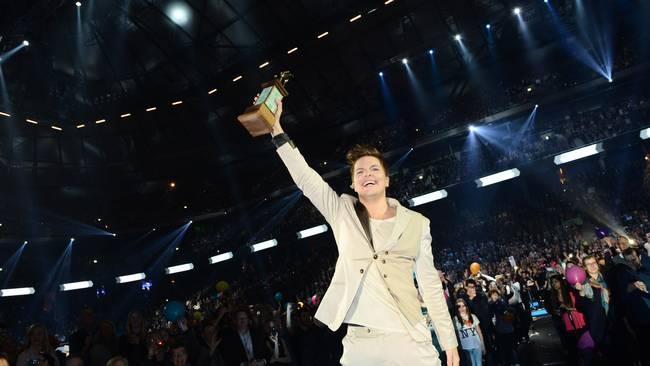 [Πάμε…Eurovision 2013]O Robin Stjernberg νικητής του Melodifestivalen 2013!