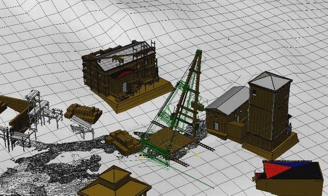 Ακρόπολη 3D