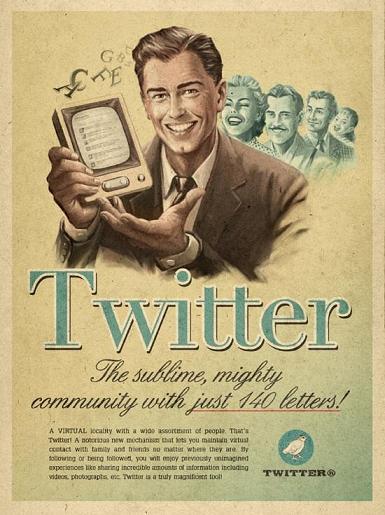 Twitter ρετρό