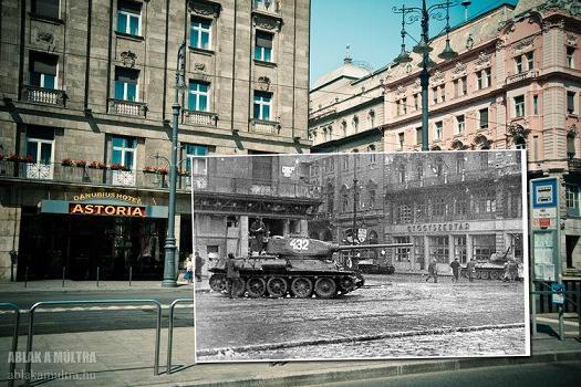 Budapest 1956 - 2012