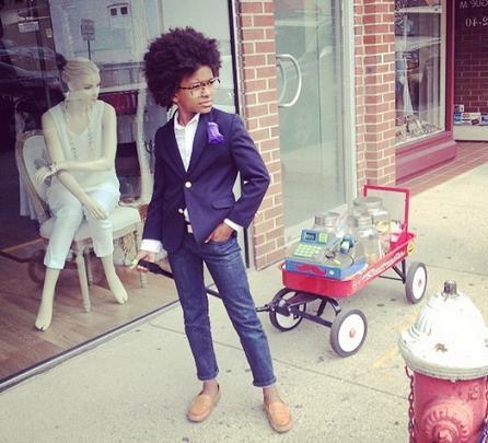 Ο 9χρονος – Fashion Icon του Instagram (Εικόνες)
