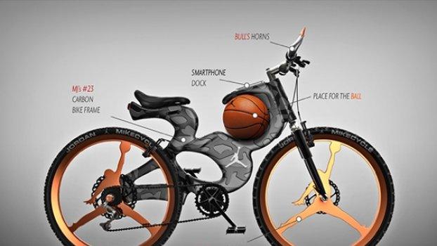 Το ποδήλατο Air Jordan εντυπωσιάζει! (εικόνες)