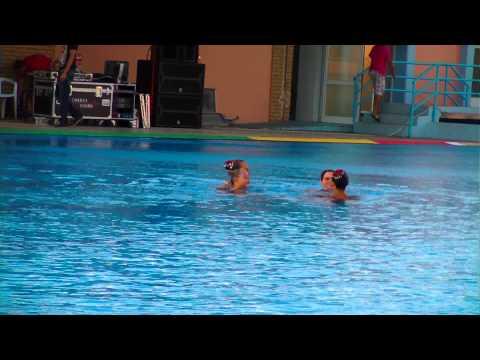 Χορεύτριες συγχρονισμένης κολύμβησης με σύνδρομο Down (Βίντεο)