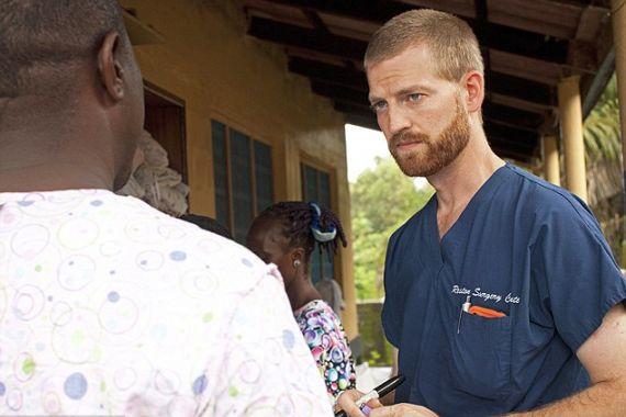 Πειραματικό φάρμακο θεράπευσε γιατρό που είχε προσβληθεί από  Έμπολα