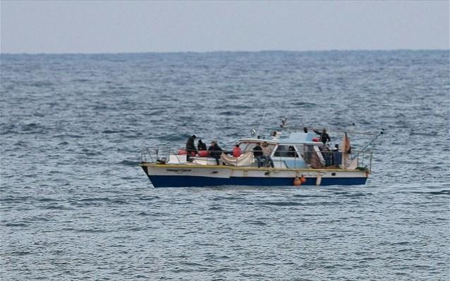 Επιχείρηση διάσωσης μεταναστών στην Ρόδο