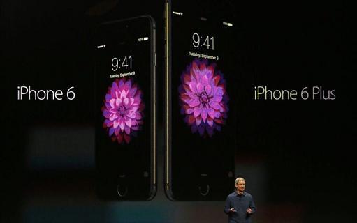 Ολοκληρώθηκε η επίσημη παρουσίαση του iPhone 6 και του iPhone 6 Plus (Εικόνες – Βίντεο)