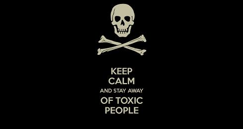 Αποτέλεσμα εικόνας για τοξικοι ανθρωποι