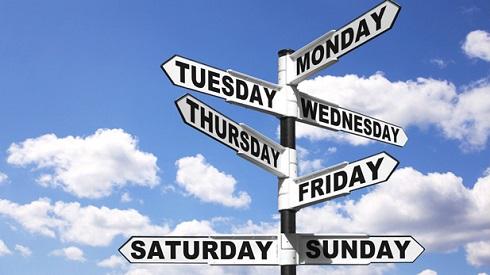 Μια εβδομάδα … Άννα- νταμ παπαντάμ! (9/11- 15/11/2014)
