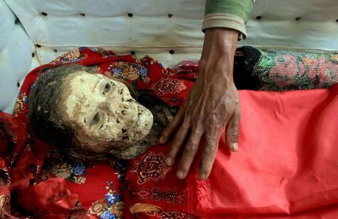 νεκροί - Ινδονησία 1