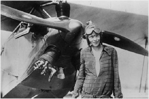 A Real PeopleStory – Αμέλια Έρχαρτ: H αιθεροβάμων του 20ου αιώνα