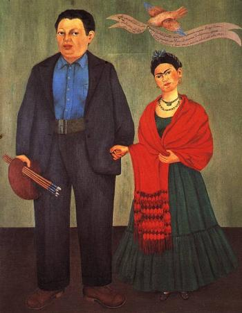 A Real ArtStory: Φρίντα Κάλο, μία δυνατή ζωγράφος με αδύναμο σώμα