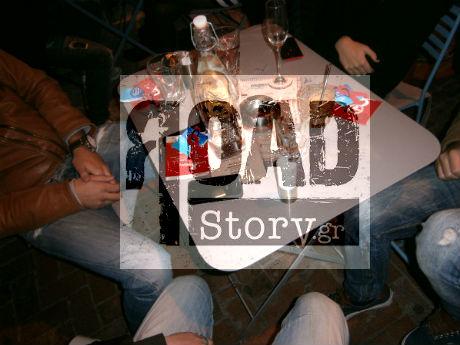 A Real RoadStory: Μοιράσαμε προφυλακτικά με την ομάδα παρέμβασης του ΚΕΕΛΠΝΟ