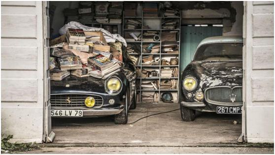 «Νεκροταφείο» αυτοκινήτων αξίας 15.000.000 ευρώ!