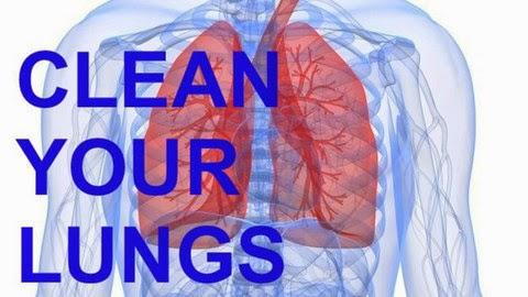 «Καθαρίστε» τα πνευμόνια σας: 5+1 τροφές για καπνιστές