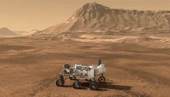 Ίχνη ζωής στον Άρη(;)