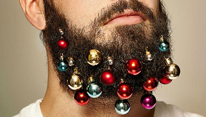 #Christmas: Φέτος στολίζουμε… μούσια!