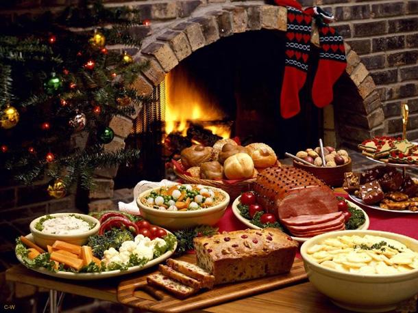 Όχι άλλες τύψεις…Τα οφέλη των γιορτινών εδεσμάτων!