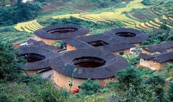 Ο αρχιτεκτονικός λαός των Hakka