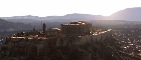 Η ανοικοδόμηση της Ακρόπολης σε βίντεο!