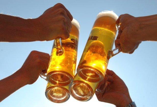 Μπύρα υπονόμου!
