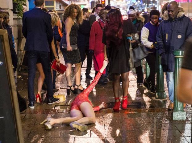 Για κάποιους το 2015 δεν μπήκε με τον πιο ιδανικό τρόπο (Εικόνες)
