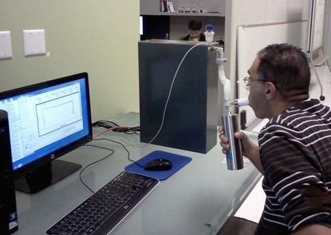 Έρευνα: Mε τεστ αναπνοής θα γίνεται η διάγνωση του καρκίνου των πνευμόνων!