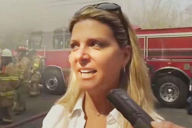 Έκαψε το σπίτι του βιαστή και δολοφόνου της κόρης της!