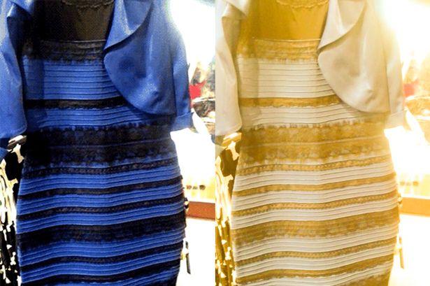 Το φόρεμα που δίχασε το twitter τώρα και σε τατουάζ! (Εικόνες)