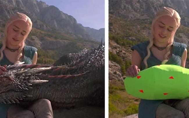 Τα εφέ του «Games of Thrones» (Βίντεο)