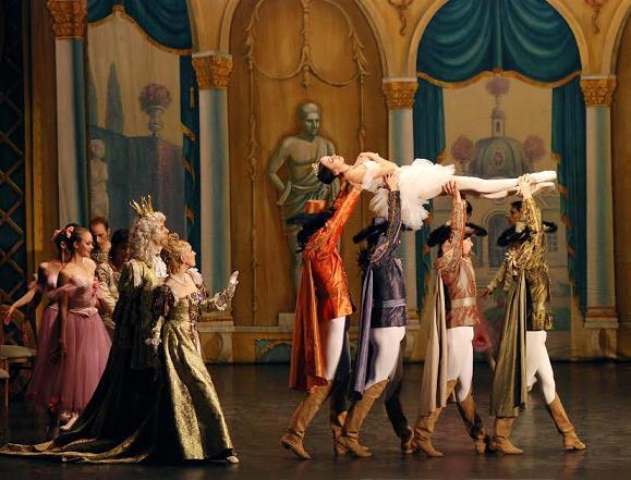 Η «Η Ωραία Κοιμωμένη» από τα διάσημα μπαλέτα της Μόσχας στο Θέατρο Badminton