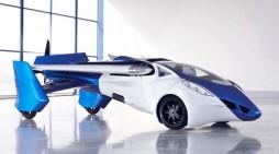 Το ιπτάμενο αυτοκίνητο του μέλλοντος (Εικόνες & Βίντεο)