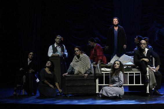 Το «Τρίτο Στεφάνι» από τον ΘΟΚ στο Δημοτικό Θέατρο Πειραιά