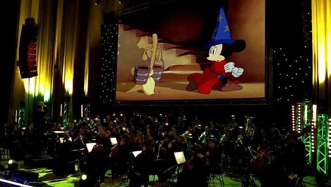 ΔΙΑΣΚΕΔΑ-ΖΟΥΜΕ: Κερδίστε 5 διπλές προσκλήσεις για την Fantasia του Disney – Live in Concert στο Θέατρο Badminton
