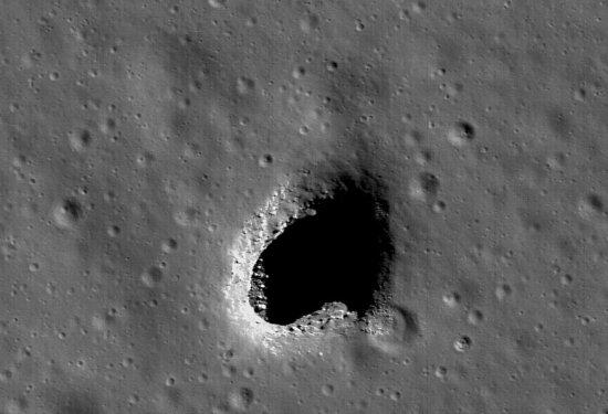 Υπόγειες σήραγγες… θα δώσουν ζωή στη Σελήνη