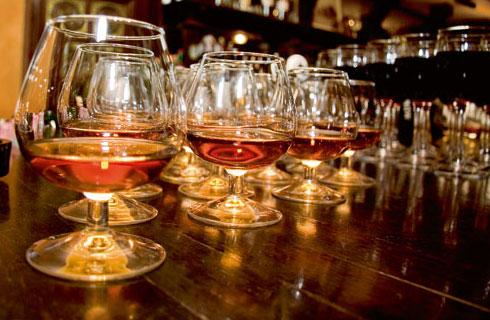 Το μπράντυ είναι ο βασιλιάς των αλκοολούχων ποτών