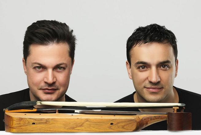 «Ψυχή και Σώμα»: Ο Κωνσταντίνος και ο Ματθαίος Τσαχουρίδης στις 9/5 στο Μέγαρο Μουσικής Αθηνών