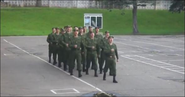 ρωσικος στρατος καψονι