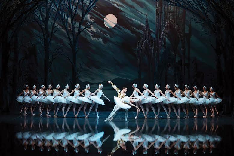 Η λίμνη των Κϋκνων - Russian Ballet Theater