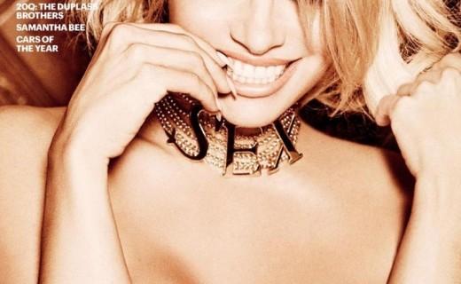 Η Pamela Anderson στο τελευταίο γυμνό στην ιστορία του Playboy (Βίντεο)