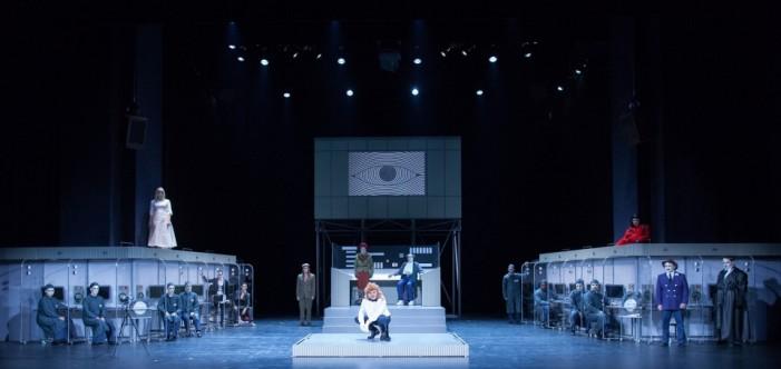 Η θρυλική «Όπερα της Πεντάρας» στο Παλλάς