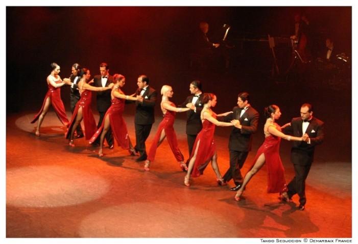 Ο διεθνούς φήμης χορευτής – χορογράφος Tango, Gustavo Russo στο Δημοτικό Θέατρο Πειραιά