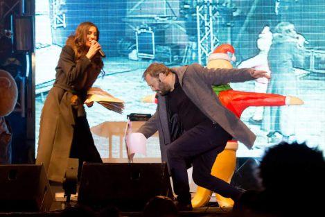 Η Ιωάννα Ζερβολέα παρουσιάστρια στην «Ονειρούπολη» της Δράμας