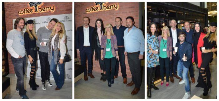 """Η """"Coffee Berry"""" ξεχώρισε στη HORECA παρουσία πολλών επώνυμων καλεσμένων!"""